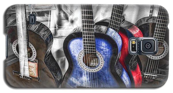 Muted Guitars Galaxy S5 Case