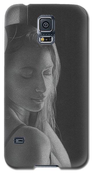 Muted Shadow No. 3 Galaxy S5 Case