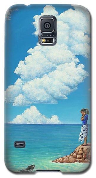 Mutual Curiosity Galaxy S5 Case