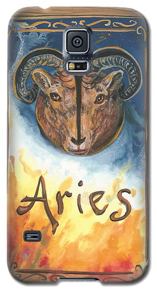 My Aries Galaxy S5 Case