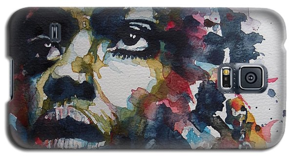 Galaxy S5 Case featuring the painting My Baby Just Cares For Me  by Paul Lovering
