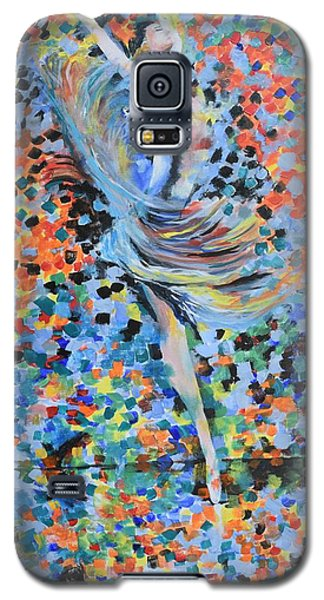 My Ballerina Galaxy S5 Case by Gary Smith