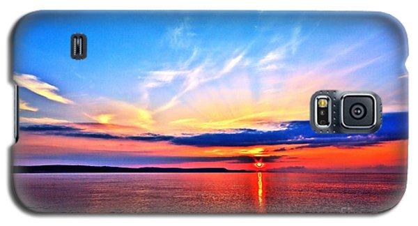 My Blue Heaven Galaxy S5 Case by Baggieoldboy