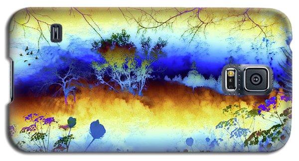 My Blue Heaven Galaxy S5 Case