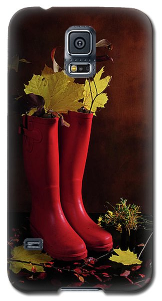 My Boots Are Cool Galaxy S5 Case
