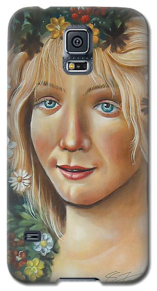 My Botticelli Galaxy S5 Case