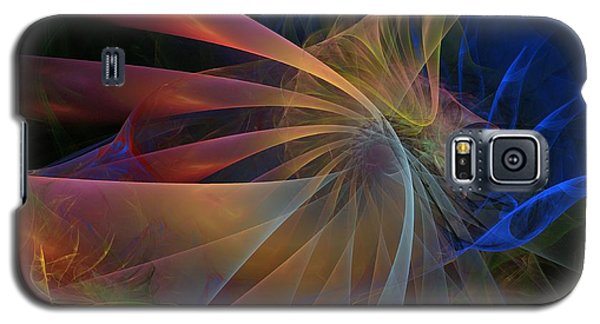 Galaxy S5 Case featuring the digital art My Brothers Voice by NirvanaBlues