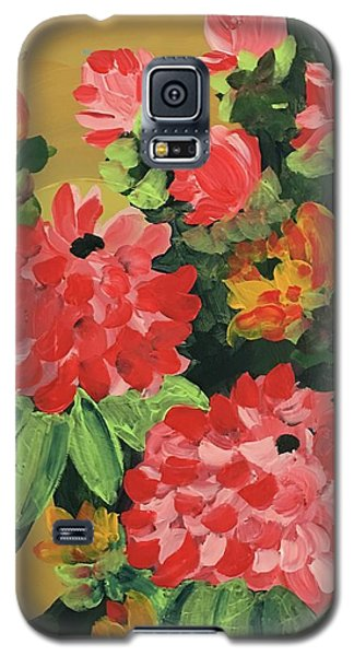 My Brush Sings In The Garden Galaxy S5 Case