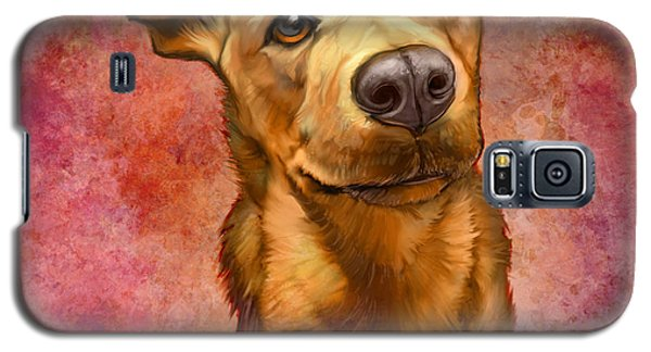 Portraits Galaxy S5 Case - My Buddy by Sean ODaniels