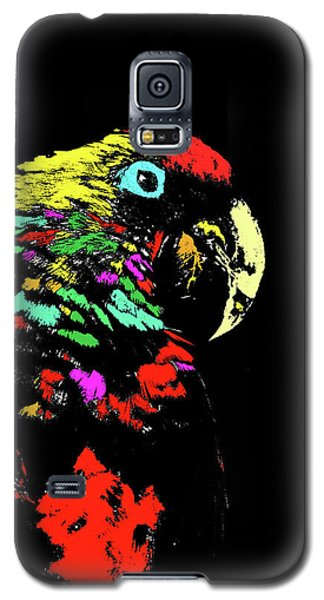 My Colorful Mccaw Galaxy S5 Case