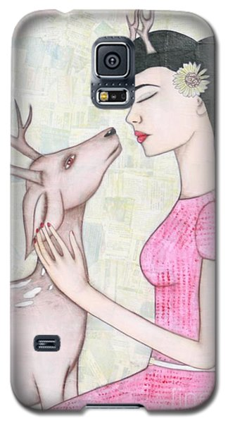 My Deer Galaxy S5 Case by Natalie Briney