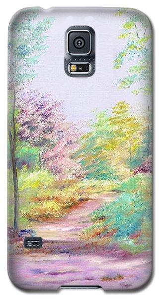 My Favourite Place Galaxy S5 Case by Elizabeth Lock