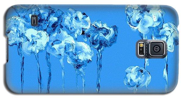 My Garden - Blue Galaxy S5 Case
