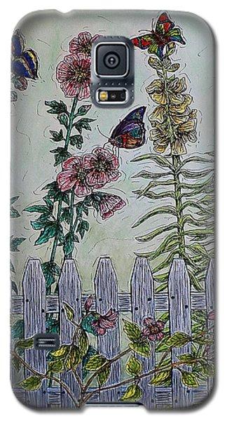My Garden Galaxy S5 Case