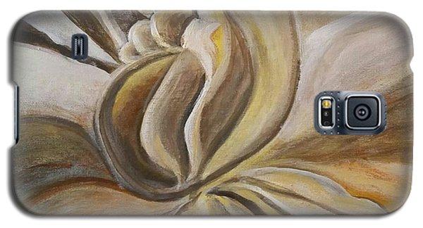My Gardenia  Galaxy S5 Case by Carol Duarte