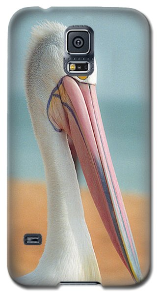 My Gentle And Majestic Pelican Friend Galaxy S5 Case