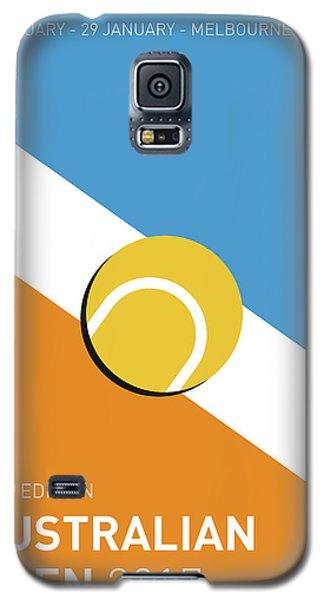 My Grand Slam 01 Australian Open 2017 Minimal Poster Galaxy S5 Case