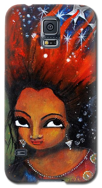 My Hair Is Being Pulled By The Stars  Galaxy S5 Case