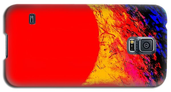 My Heart's On Fire. - Valentine - Dedicated Galaxy S5 Case