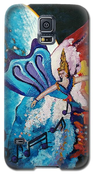 My Inspirational Goddess Galaxy S5 Case