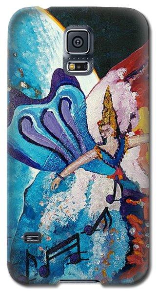 My Inspirational Goddess Galaxy S5 Case