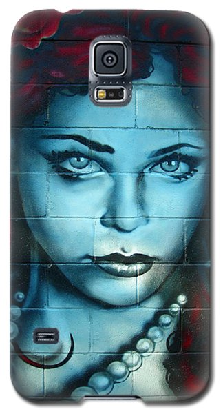 My Lady ... Galaxy S5 Case