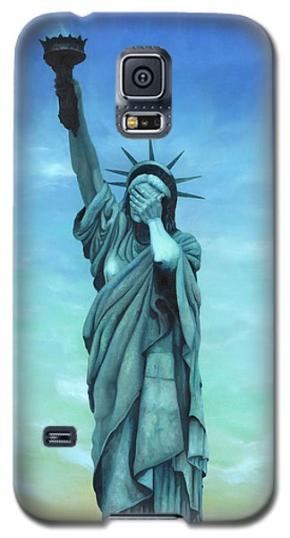 My Lady Galaxy S5 Case by Kd Neeley