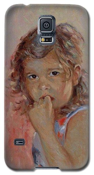 My Little Baby  Galaxy S5 Case