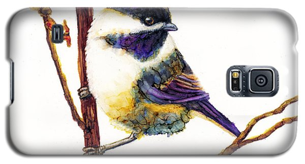 My Little Chickadee Galaxy S5 Case