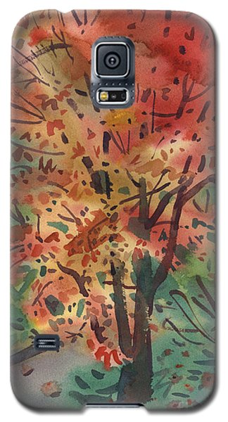 My Maple Tree Galaxy S5 Case by Donald Maier