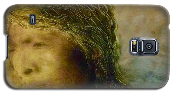 My Memory Walks Before Me Galaxy S5 Case by FeatherStone Studio Julie A Miller
