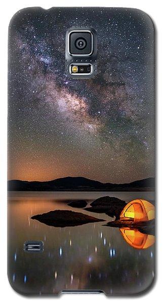 My Million Star Hotel Galaxy S5 Case by Darren White