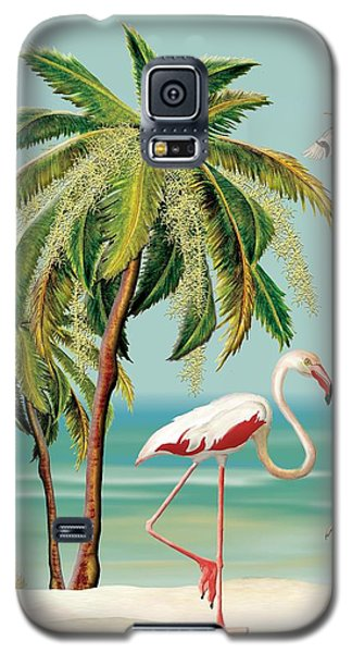 My Name Is Flame Galaxy S5 Case
