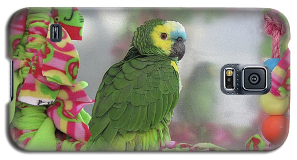 My Name Is Maurice Galaxy S5 Case by Victoria Harrington