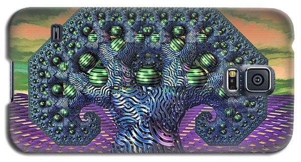 My Pythagoras Tree Galaxy S5 Case