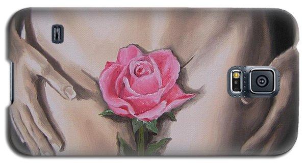 My Rose Galaxy S5 Case