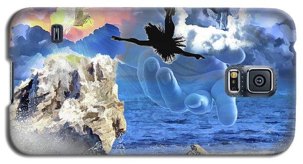 My Savior Galaxy S5 Case by Dolores Develde
