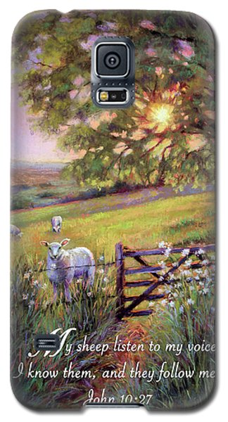 My Sheep Hear My Voice Galaxy S5 Case