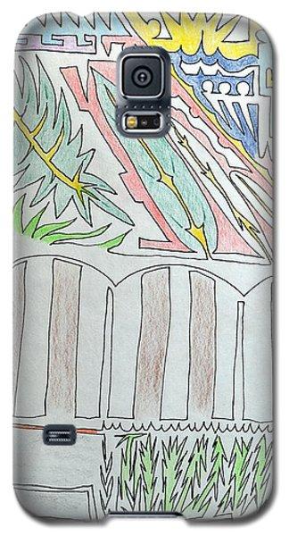 My Side Yard Galaxy S5 Case by J R Seymour