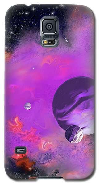 My Space Galaxy S5 Case