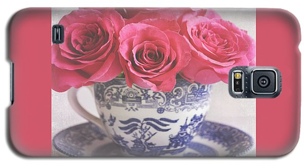 Galaxy S5 Case featuring the photograph My Sweet Charity by Lyn Randle