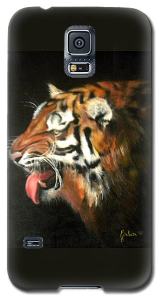 My Tiger - The Year Of The Tiger Galaxy S5 Case by Jordana Sands