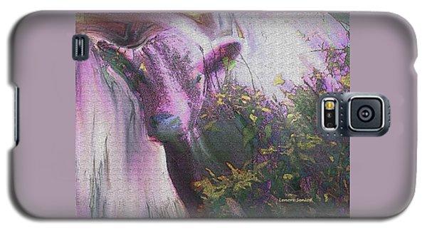 My Version Of Cow Galaxy S5 Case
