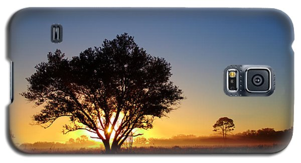 Myakka Sunrise Galaxy S5 Case
