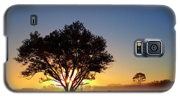 Myakka Sunrise Galaxy S5 Case