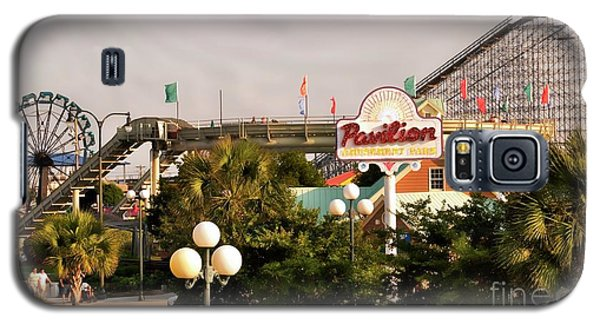 Myrtle Beach Pavillion Amusement Park Galaxy S5 Case
