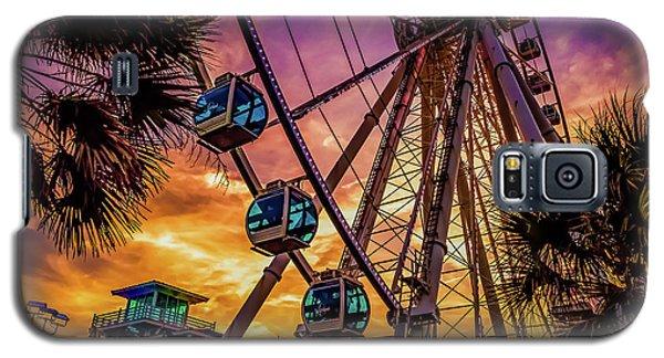 Myrtle Beach Skywheel Galaxy S5 Case