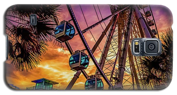 Myrtle Beach Skywheel Galaxy S5 Case