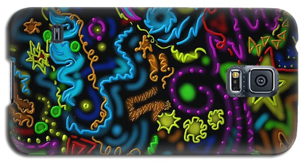 Mysteries Of The Night Galaxy S5 Case by Kevin Caudill