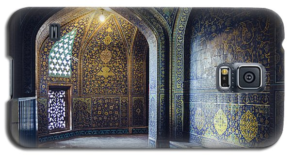 Mysterious Corridor In Persian Mosque Galaxy S5 Case